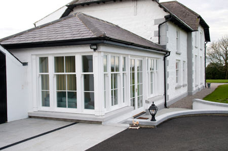Extension to Listed Building - Cranfield